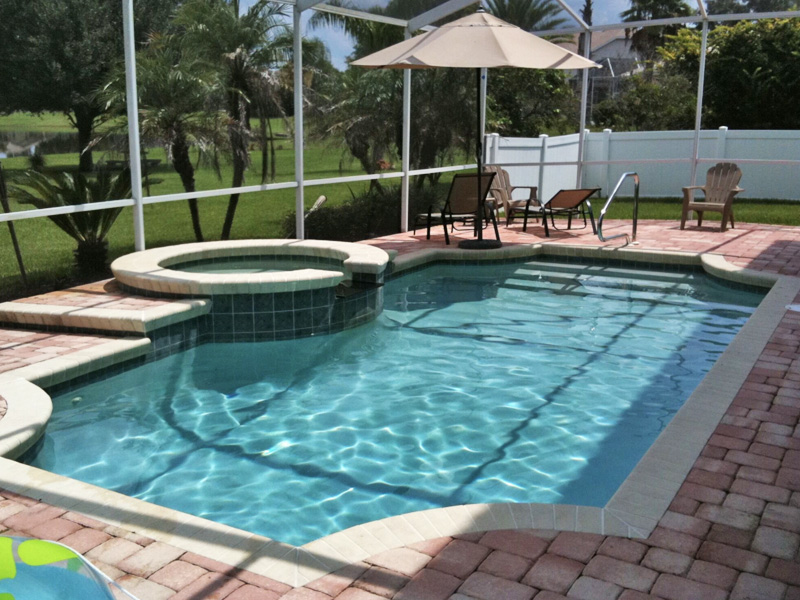 Decks And Patios 5 Star Pool New Pool Construction And