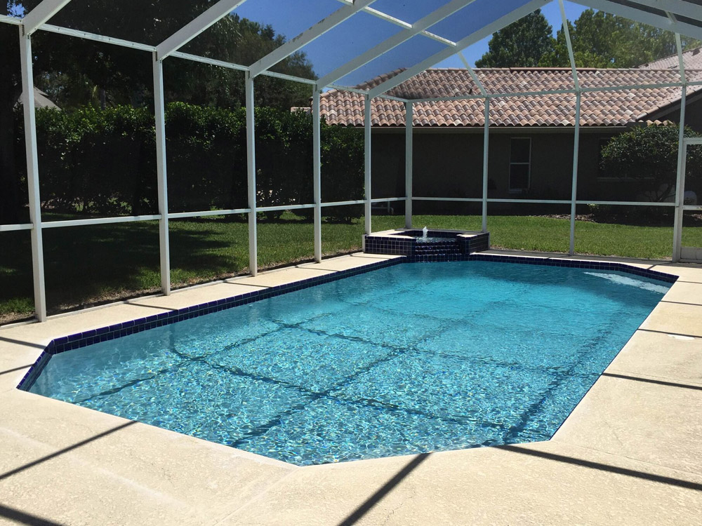 Pool Resurfacing Tampa 5 Star Pool